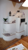Terracotta Ofenbau
